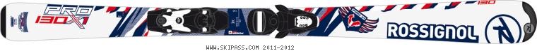 Rossignol Pro X1 120/130/140/150