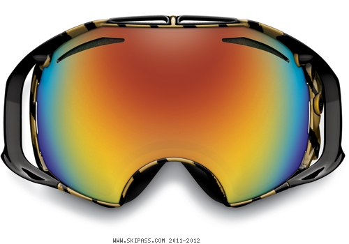 Oakley Airbrake Shaun White signature