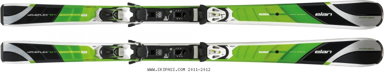 Elan Amphibio Waveflex 78 Ti