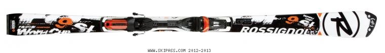 Rossignol Radical 9SL Slantnose TI TPX