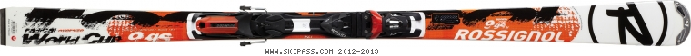 Rossignol Radical 9GS CASCADE TI TPX