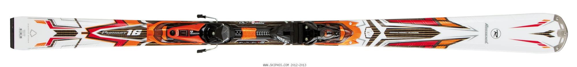Rossignol Pursuit 16 AR/BSLT TPX