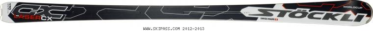 Stockli laser CX