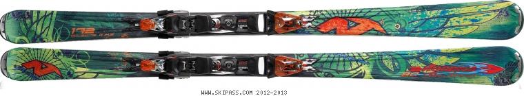 Nordica Fire Arrow 80 Ti XBI CT