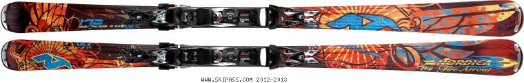 Nordica Fire Arrow 74 XBI CT