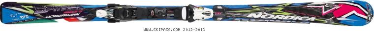 Nordica Dobermann Spitfire EDT XBI CT