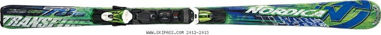 Nordica Transfire 78 CA EVO CT