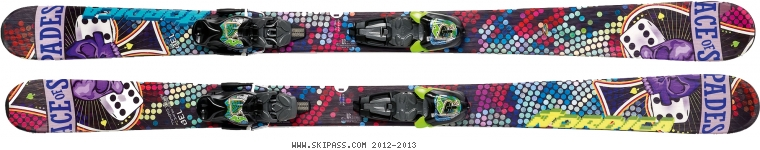 Nordica Ace Of Spades J Fastrack