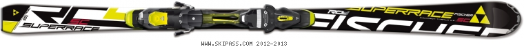 Fischer RC4 Superrace SC Powerrail