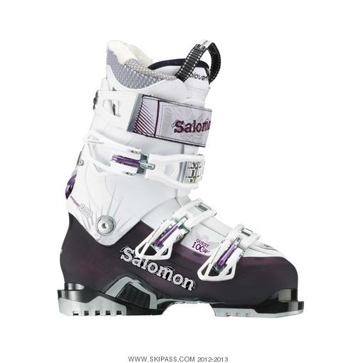 Chaussures de ski Salomon 2013