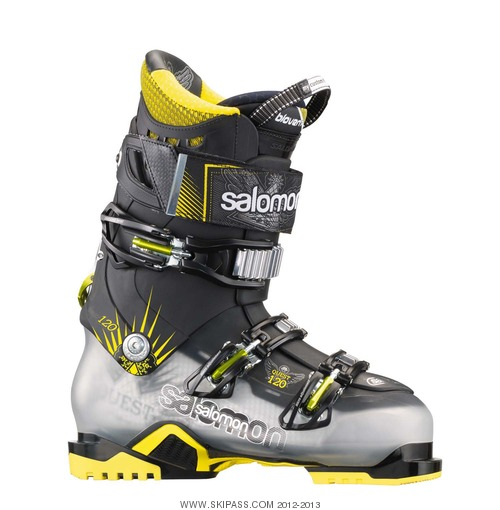 Salomon Quest 120