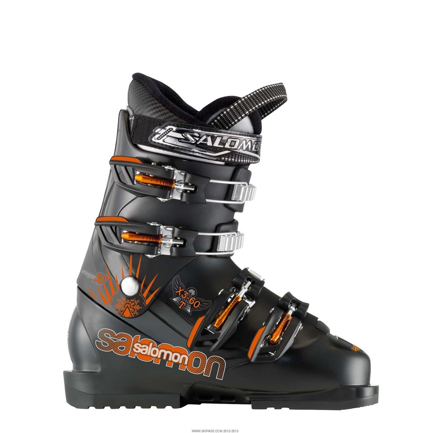 Test chaussures de ski Salomon X3 60 T, chaussures ski