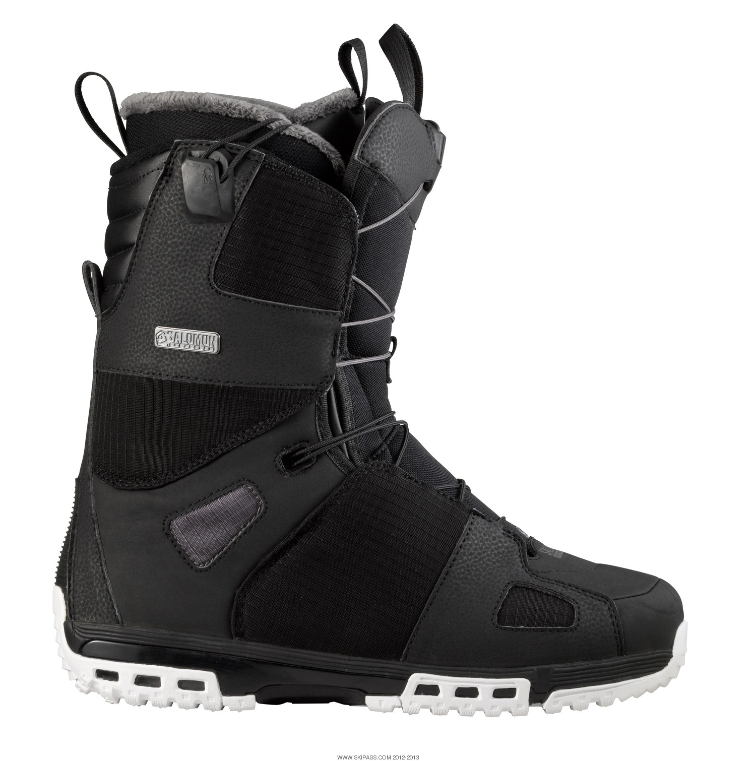 Salomon Homme Chaussure Snowboard 2013 XPikuTwOZ