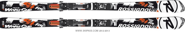 Rossignol Radical Worldcup SL FIS R20 Slantnose