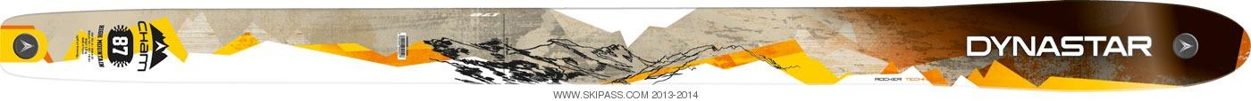 Dynastar Cham High Mountain 87
