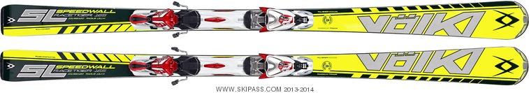Völkl Racetiger Speedwall SL