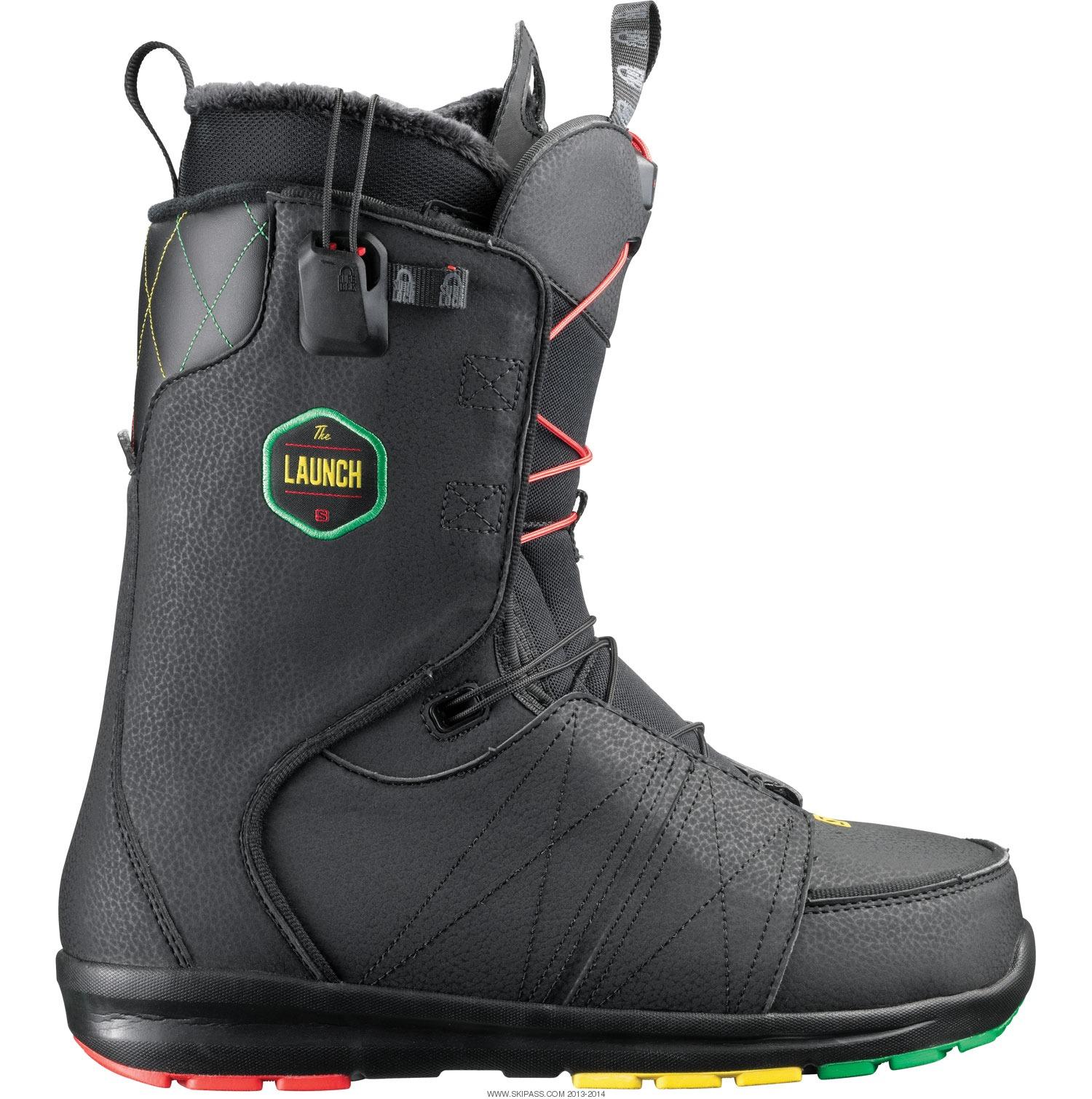 2014 Snowboard Salomon Homme Chaussure Chaussure XZiTOPkuw
