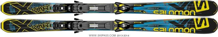 Salomon 24 X-Kart Pro