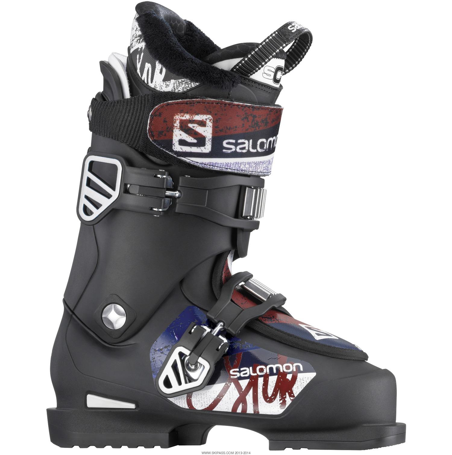 chaussure ski salomon freestyle,chaussures salomon