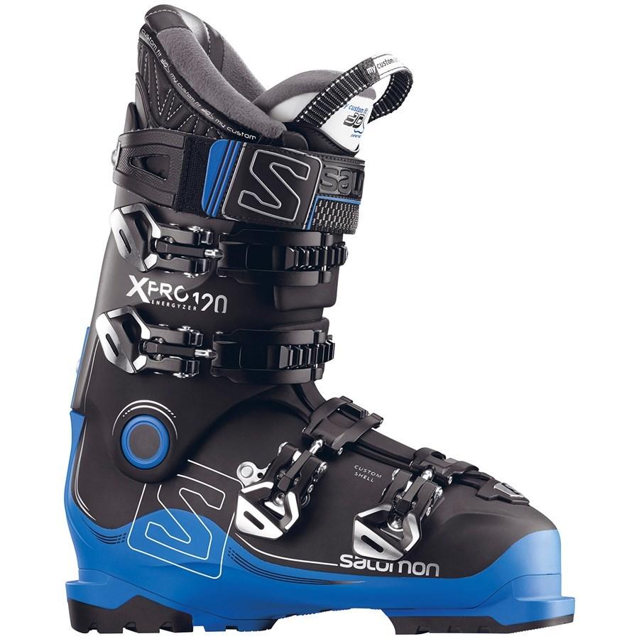 Salomon X Pro 120 Black/Blue/Anth