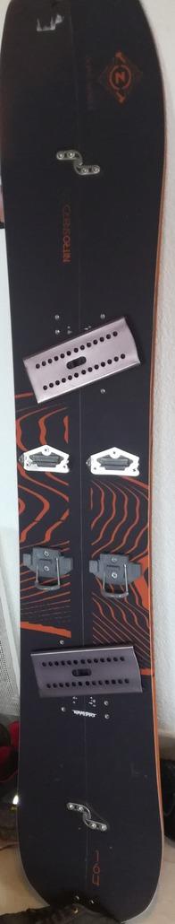 Nitro Snowboards doppelganger