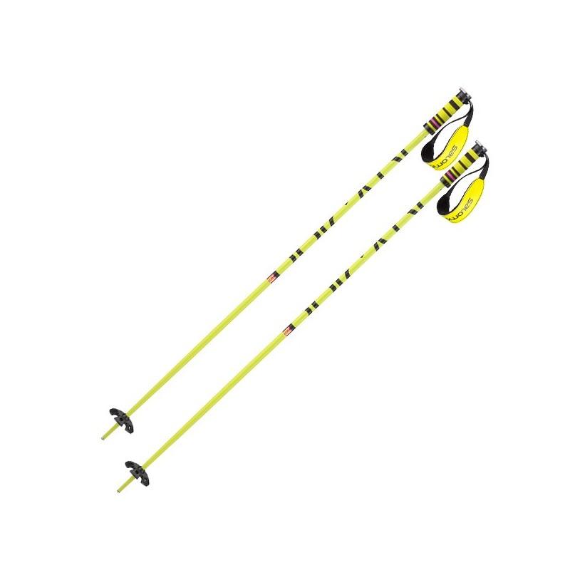 Salomon Brigade Black/yellow