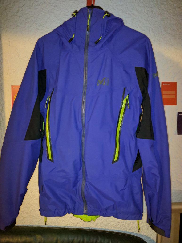 Millet Direct GTX Ultra Blue