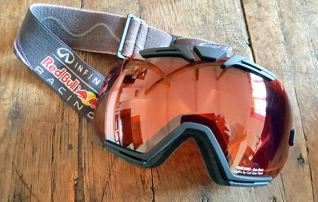 Red Bull Eyewear RASCASSE écran SUN RACE ZEISS