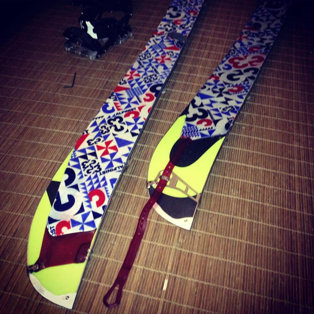 G3 Alpinist Splitboard