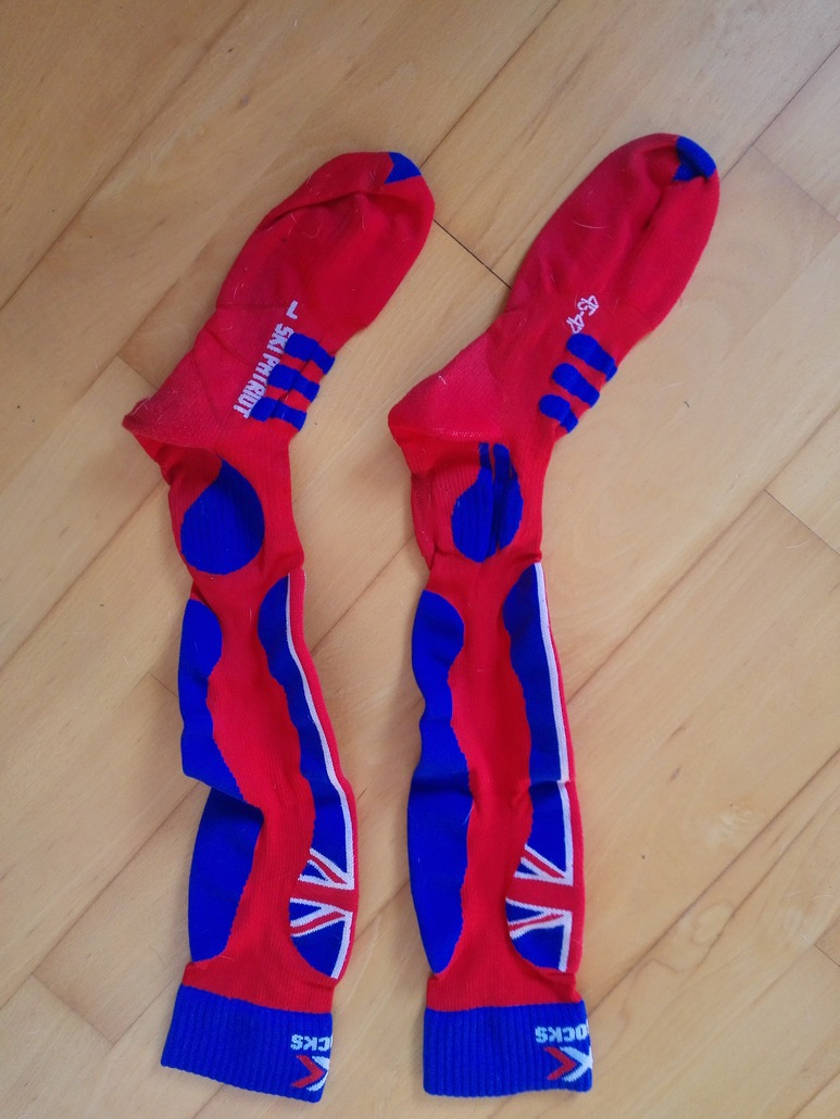 Xbionic Ski Energizer® Patriot Edition Socks