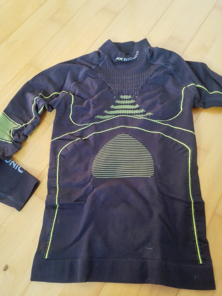 Xbionic Energy Accumulator® EVO Shirt