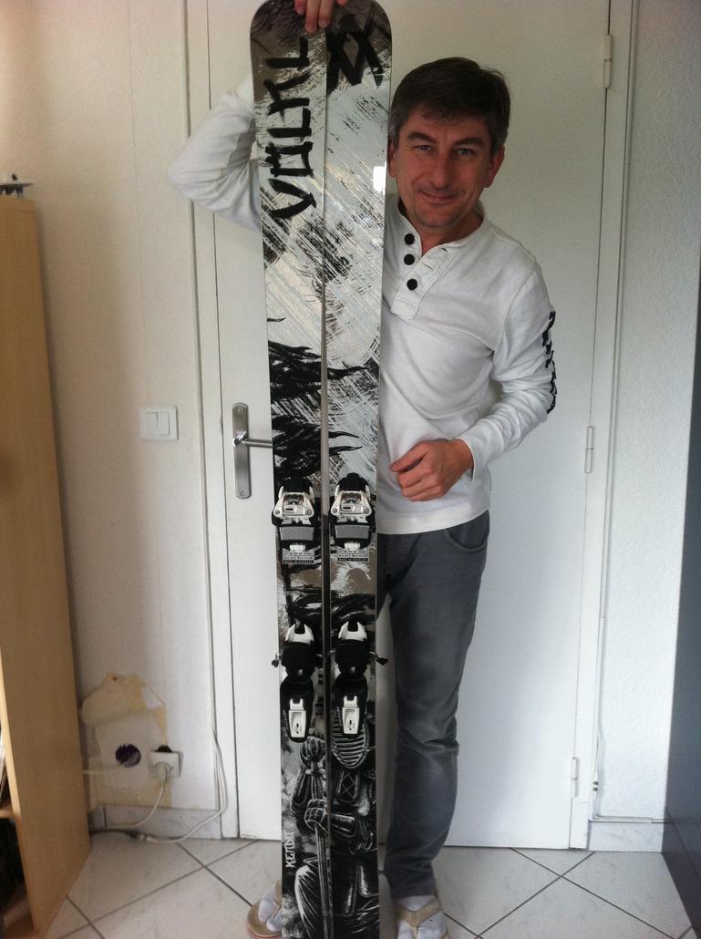 Völkl Kendo : Ski super Polyvalent...