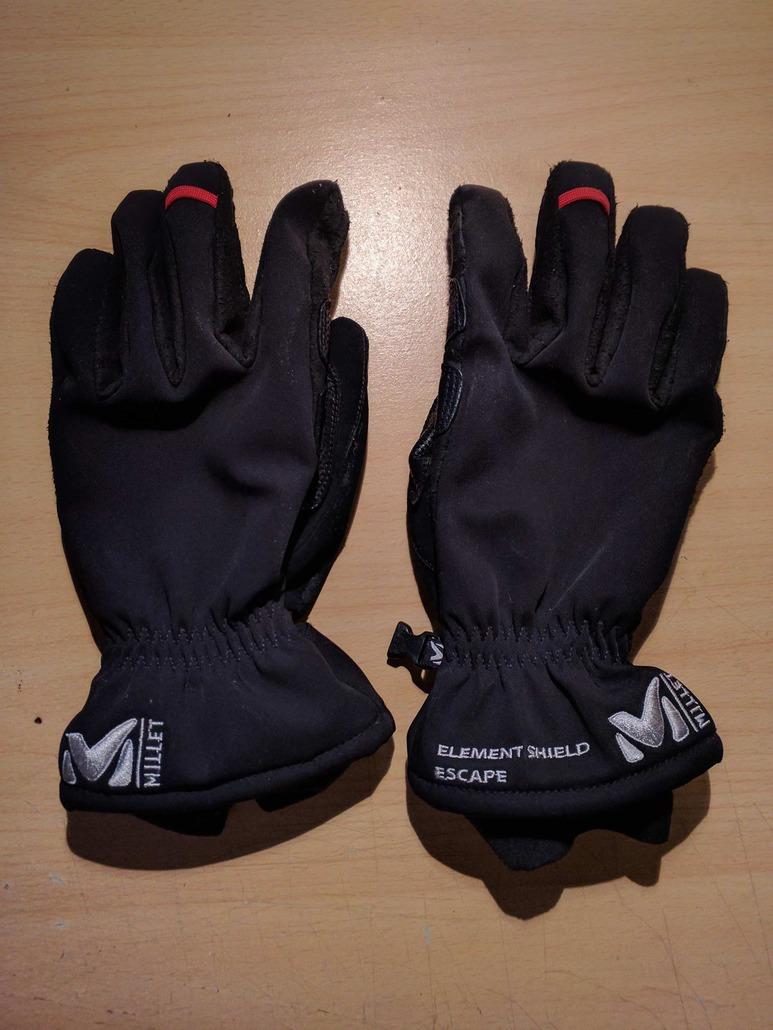 Millet Escape glove