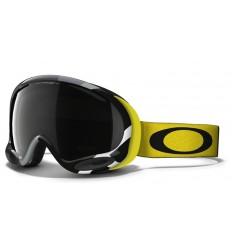 Oakley A Frame 2.0 Jet Black/HI Yellow