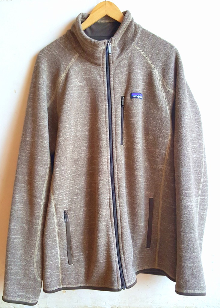 Patagonia M's BETTER SWEATER hot brown