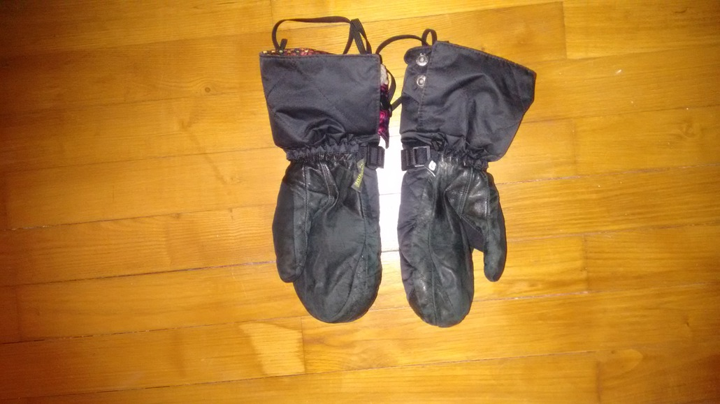 Burton Women's Snowboard Mittens Insulator True Black