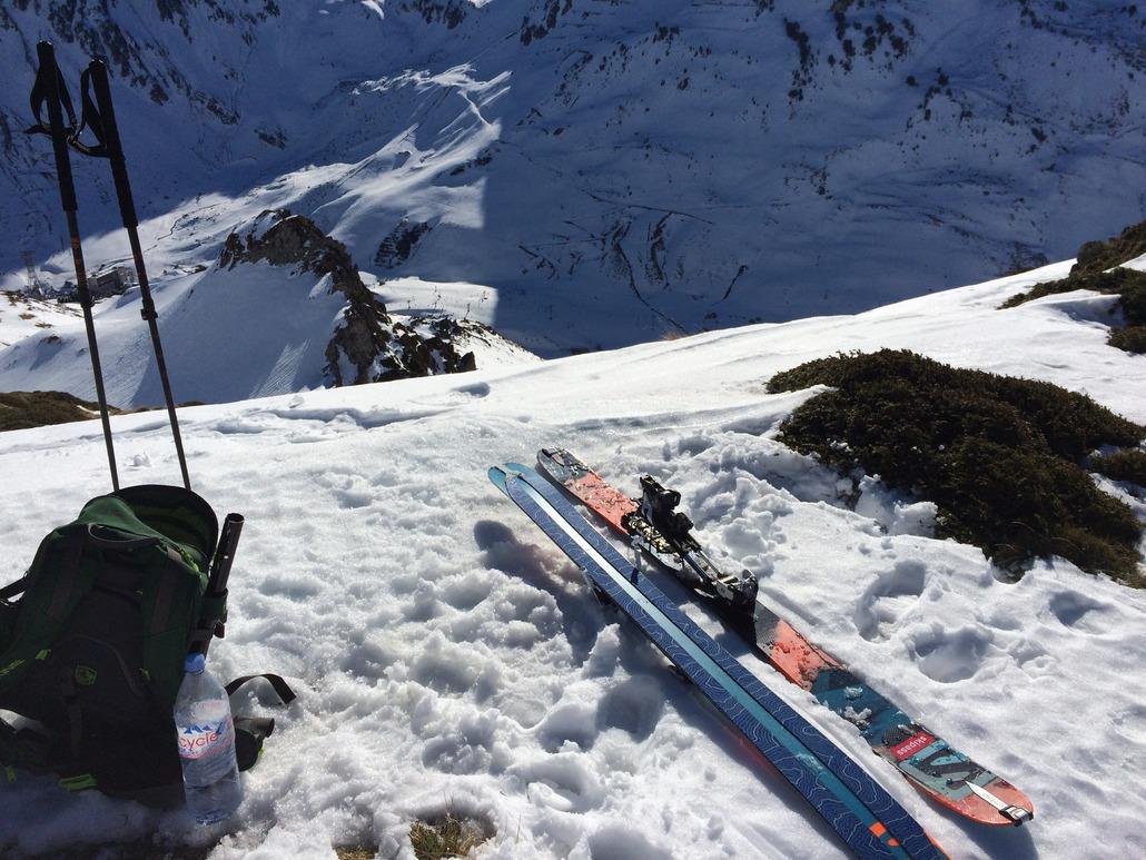Camp Contour Hybrid free splitskins
