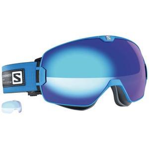 Salomon XMax Blue/Solar Blue