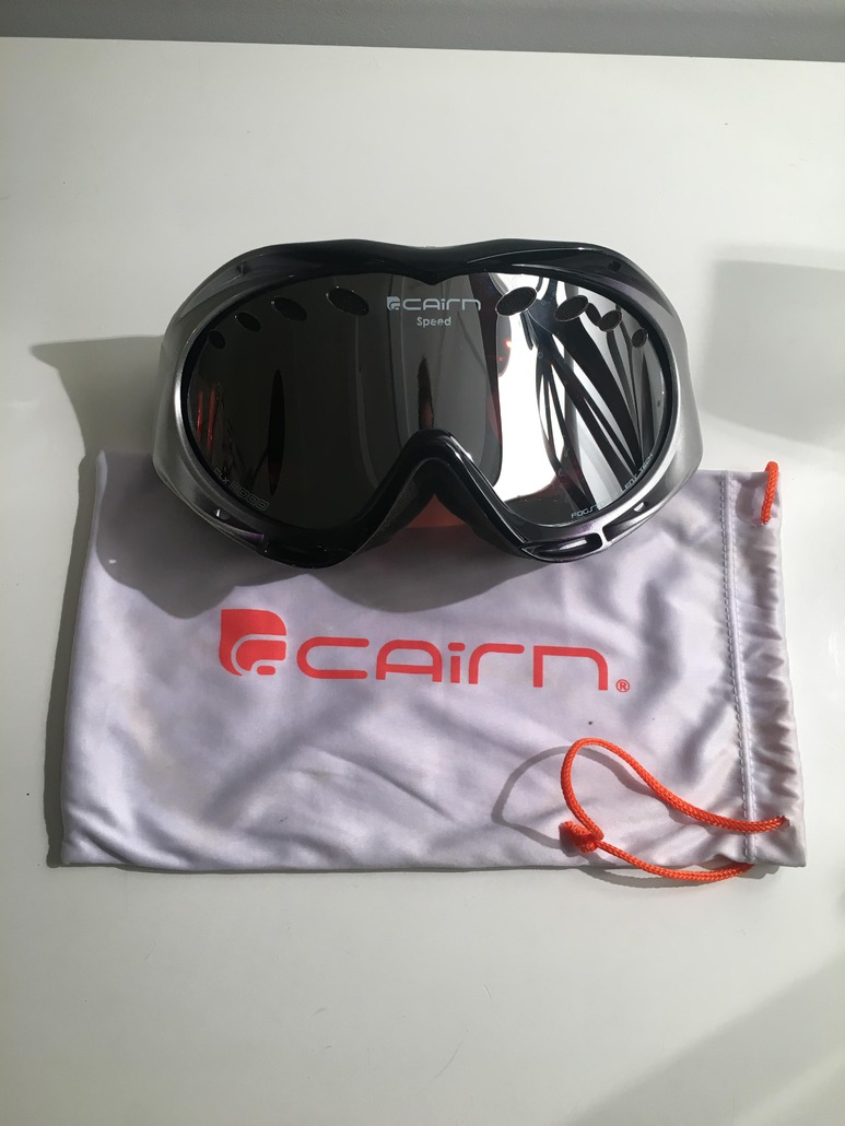 Cairn Speed SPX 3000 Shiny Silver