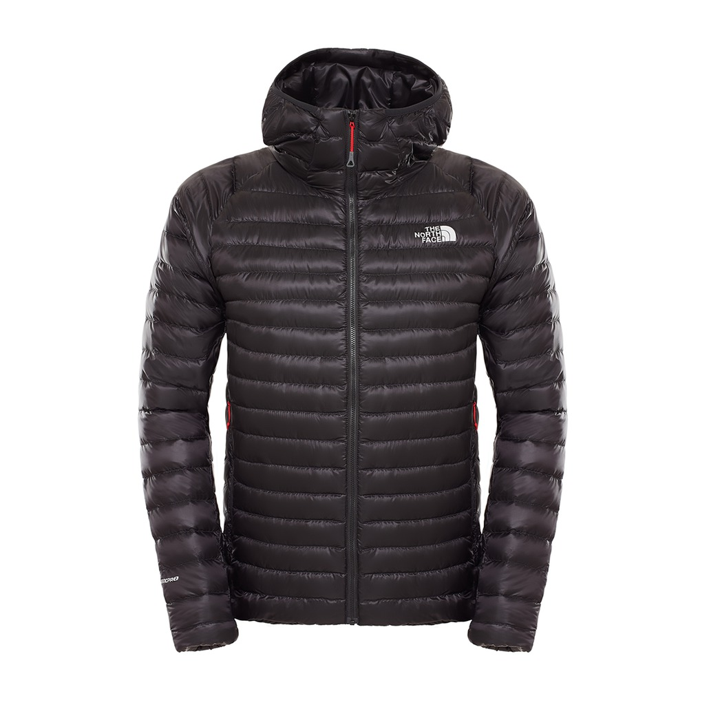 The North Face Quince Pro hooded black