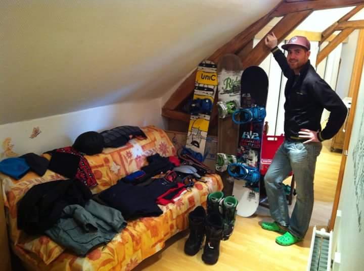 Nitro Snowboards team