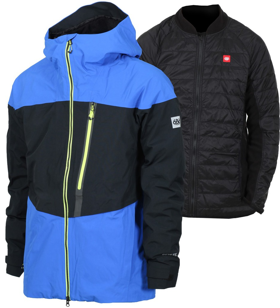 686 GORETEX Smarty Weapon jacket