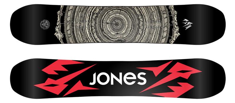 Jones Snowboards Ultra Mountain Twin