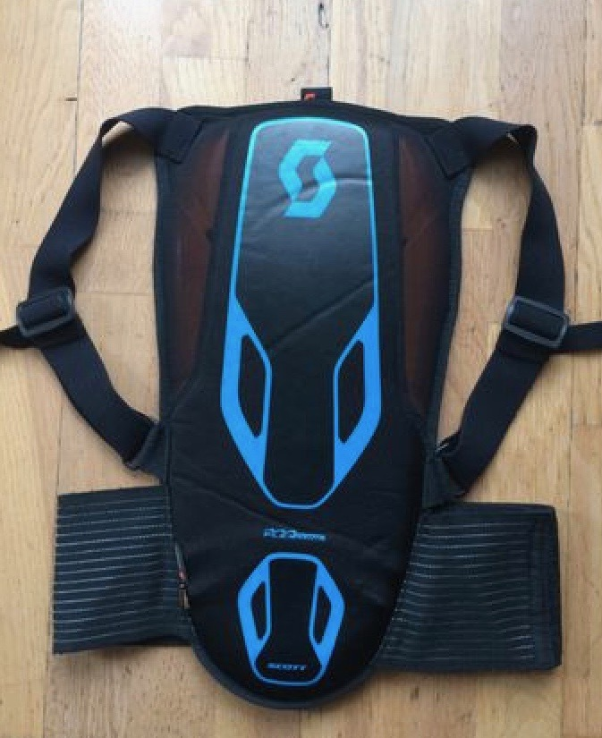 Scott Back Protector Soft Actifit