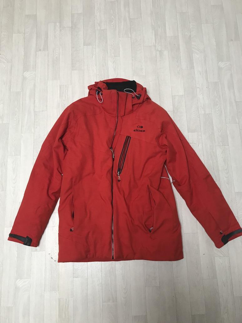 Eider Edge Jacket M - Rouge