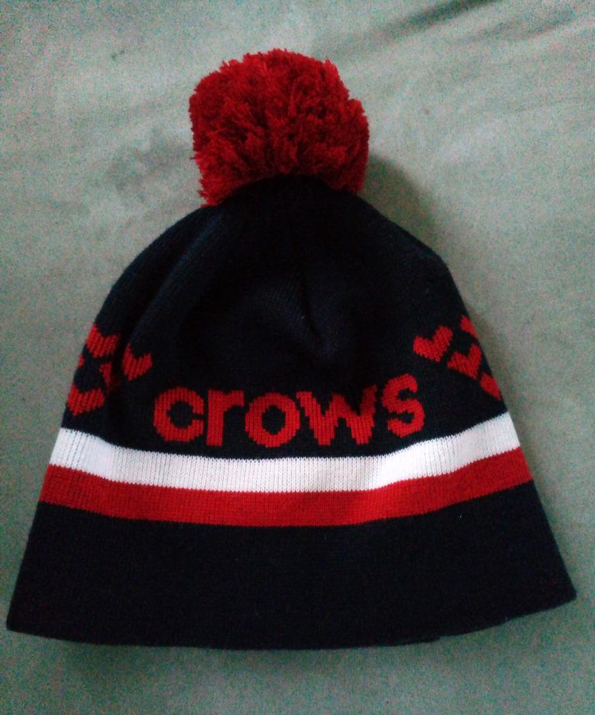 Black Crows Nomen Beanie Navy/White/Red