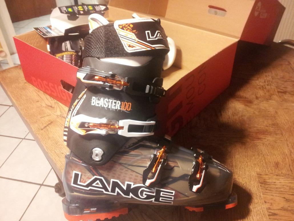 Lange Blaster Pro 100