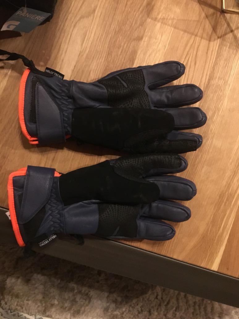 Helly Hansen Ullr Leather Rt
