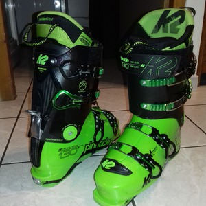 Test K2 Pinnacle Pro