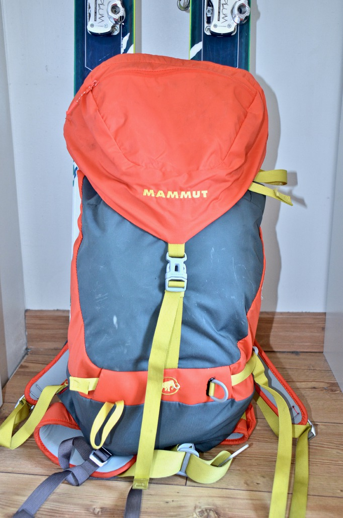 Mammut mammut RIDE REMOVABLE AIRBAG LIGHT 30L